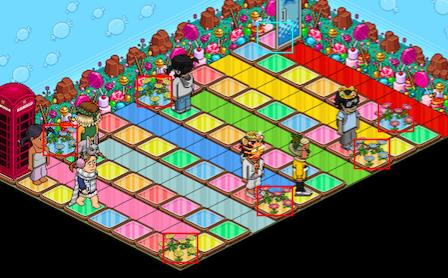 Habbobites 100 Room Maze